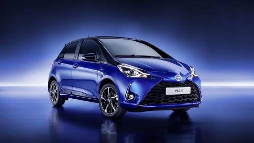 2017 Toyota Yaris Detailed 900 New Parts 1 5 Liter Engine And Fresh Looks Yaris Toyota Cars Uk
