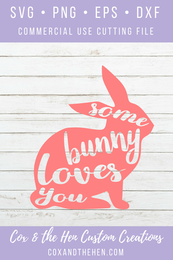 Download Some Bunny Loves You SVG   Some bunny loves you, Easter ...