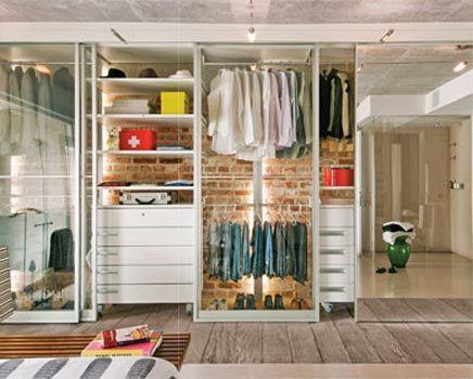 Ideas para organizar tu closet