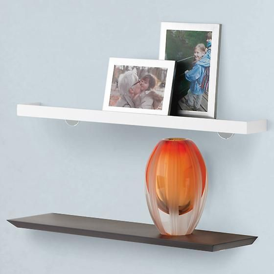 Container Store Floating Shelves