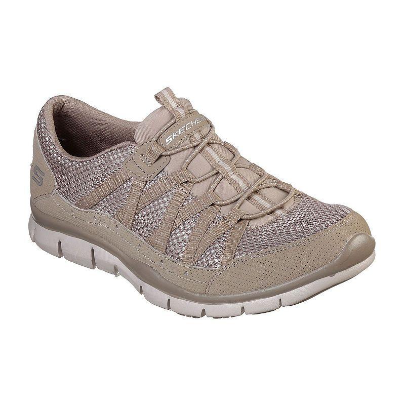 Skechers Gratis Strolling Womens Sneakers Slip On Walking Shoes