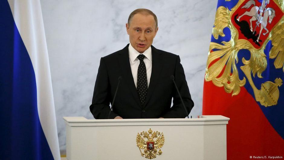 Putin promises Turkey 'will feel sorry' in annual address #Russia, #Turkey, #World
