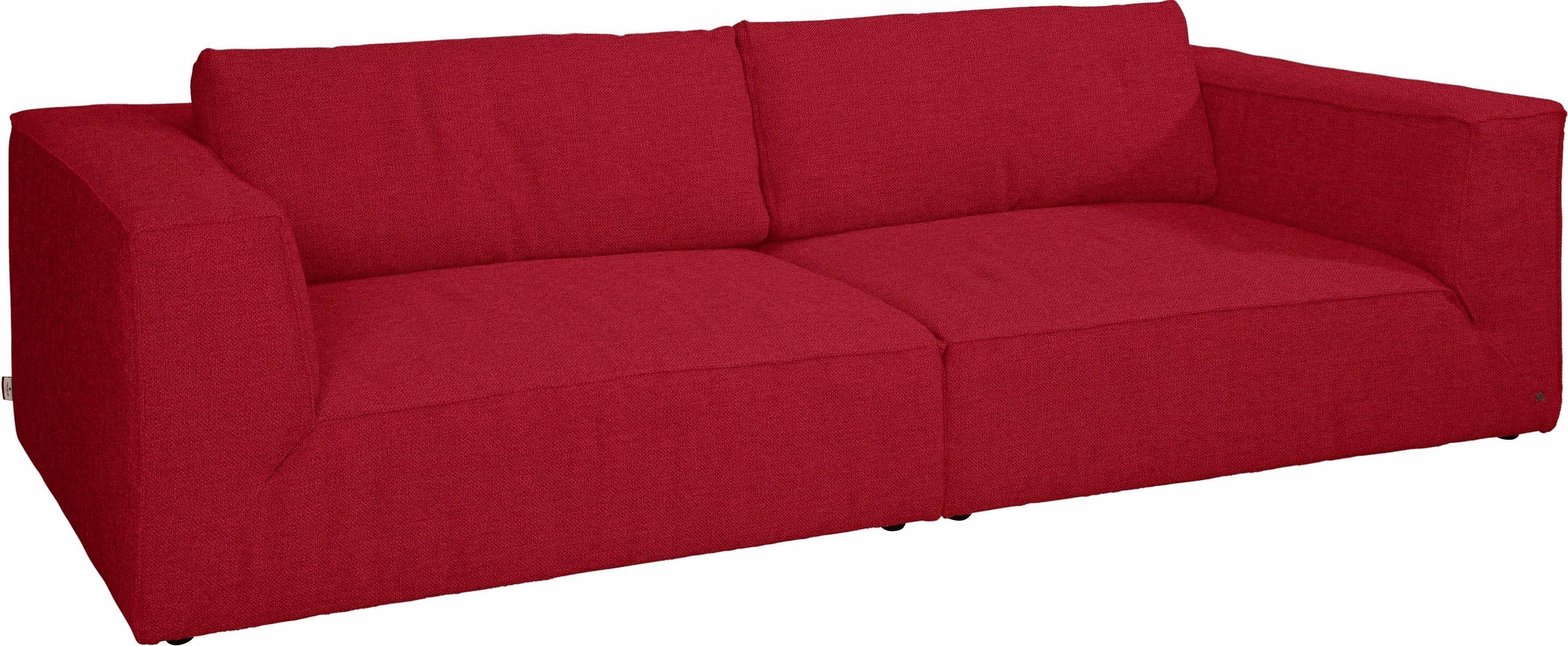 TOM TAILOR Big Sofa Rot, »BIG CUBE STYLE« Jetzt Bestellen Unter: Https