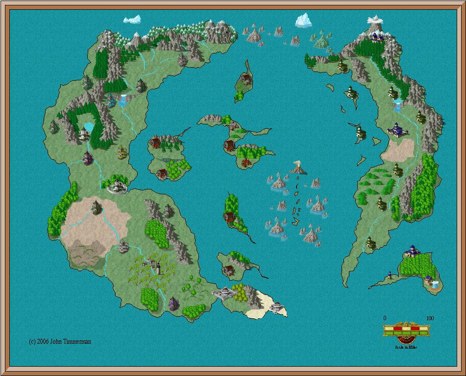 Fantasy Island Map #1 Fantasy Maps Pinterest Fantasy island - new random world map generator free
