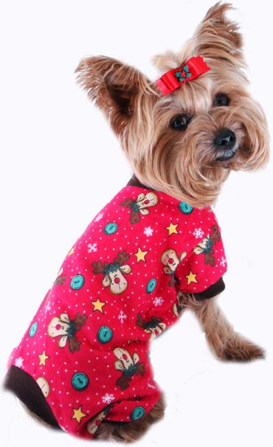 Fleece Dog PJ - Pet PJs 6c536abc7