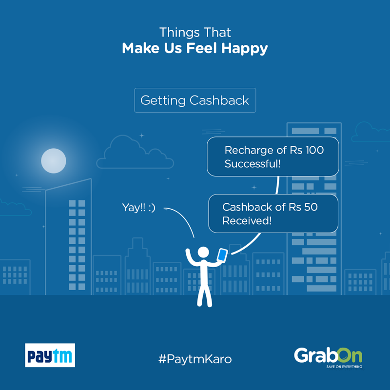 Paytm Promo Codes, Offers & Coupons