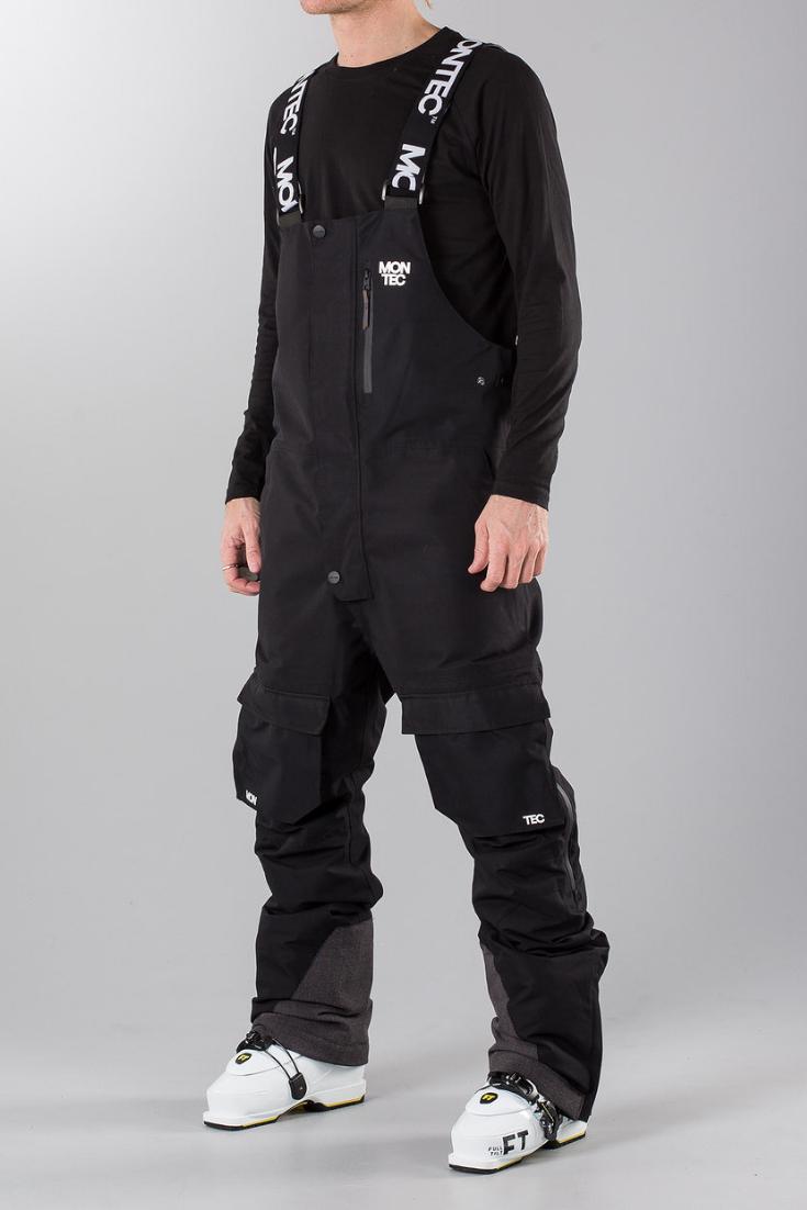 Montec Fawk Pantalon de Ski Black | Snow suit, Skiing, Black