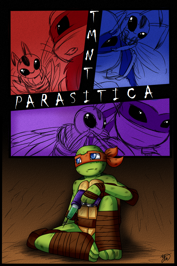 Parasitica - It's up to you :  by AquariaSC on DeviantArt | tmnt