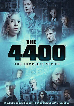 4400:COMPLETE SERIES