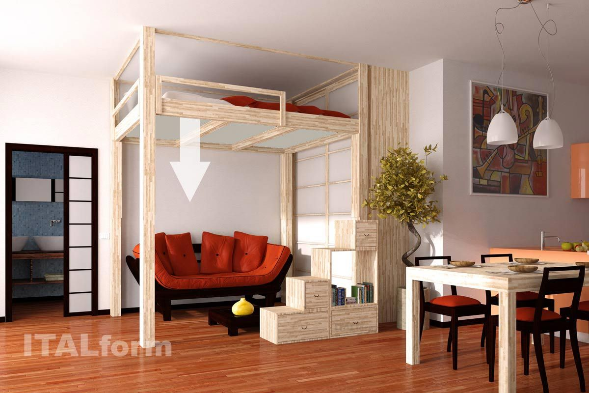 Loft Beds Loft Bed Plans Ceiling Bed Double Loft Beds