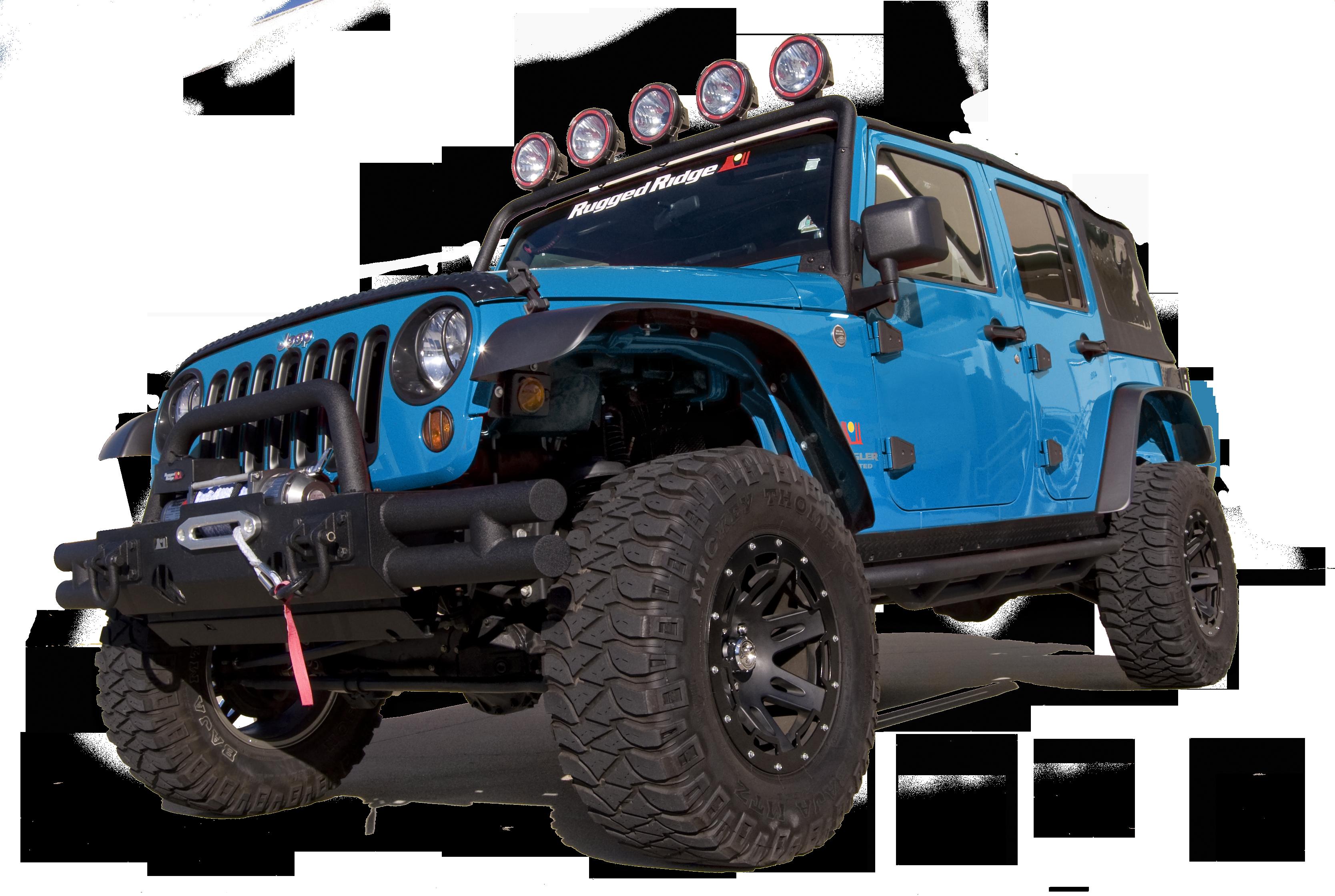 Impreza Attack Vehicle Jeep Jk Fender Flares