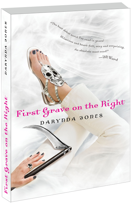 Grim/Charey Davidson Series by Darynda Jones (this is book 1) If you never read anything else, PLEASE read this series!