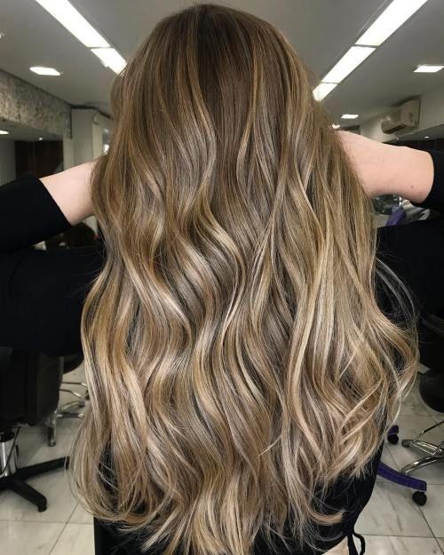 20 schmutzige blonde Haare Ideen, die an jedem arbeiten #darkblondehair