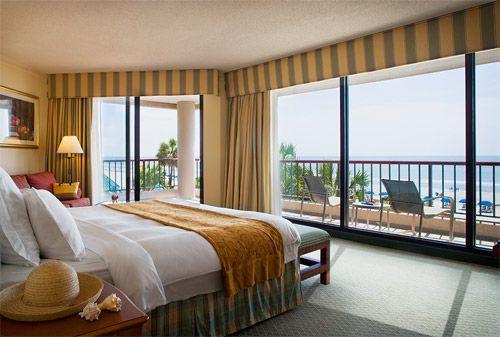 Hilton Head Marriott Suite Bedroom Views Indoor Design Home