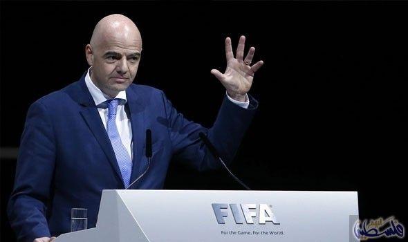 رئيس الفيفا يكشف توقعاته عن كأس العالم في روسيا Television Fictional Characters