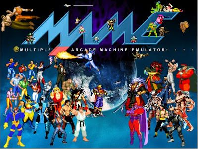 mame32 emulator 2500 Games Collection Pack Free Download | Personal