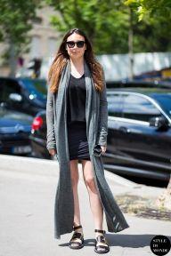STYLE DU MONDE / Paris Men's Fashion Week Spring 2015 Street Style: Laetitia Paul  // #Fashion, #FashionBlog, #FashionBlogger, #Ootd, #OutfitOfTheDay, #StreetStyle, #Style