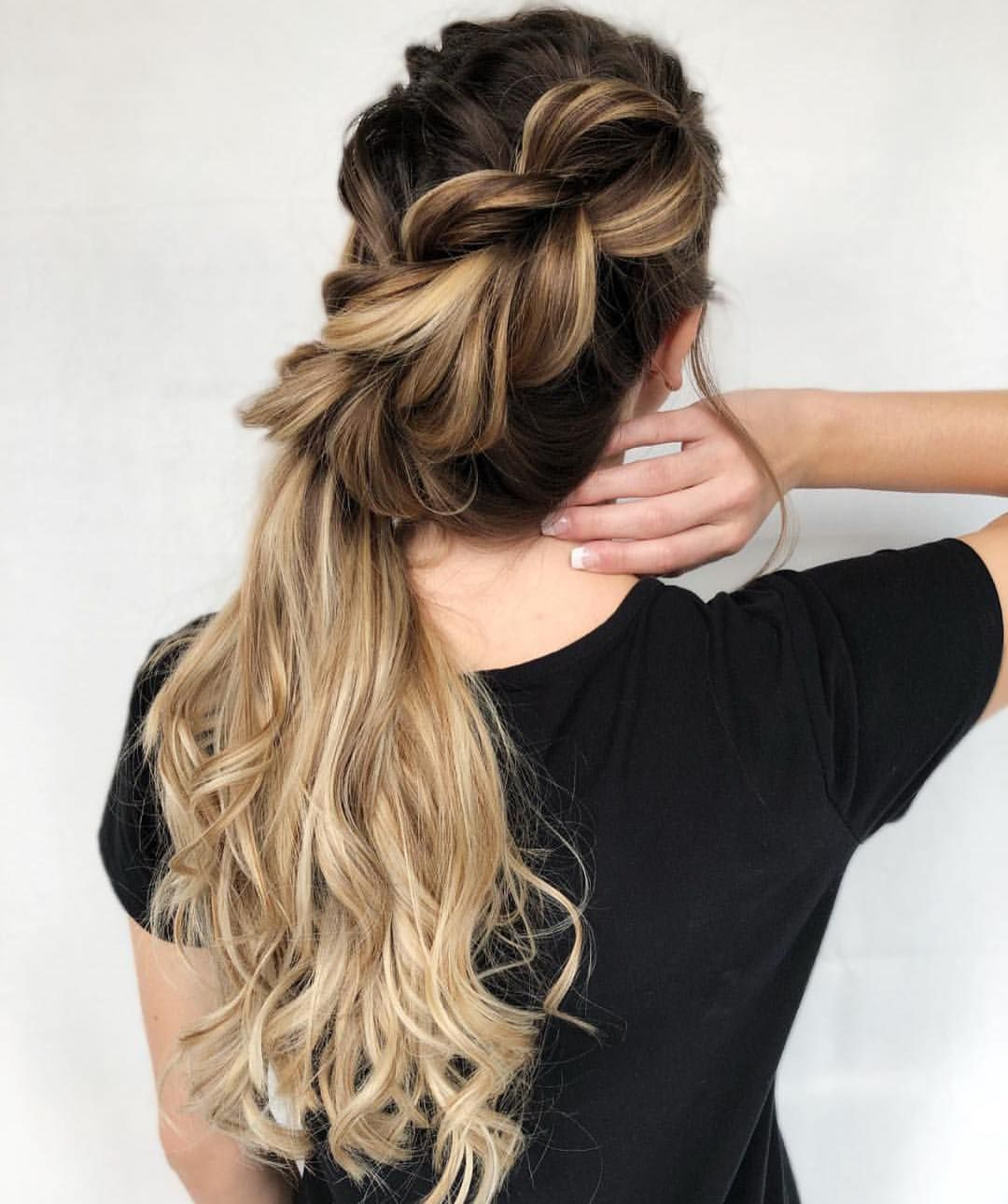 Pin by thanh hai on hairstyle pinterest updos