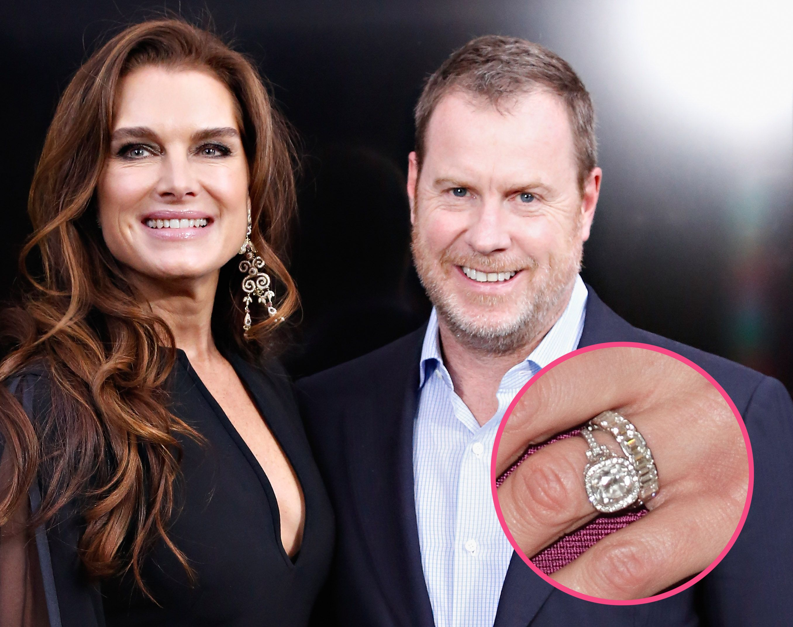 celeb of best manicures it nailing rings celebrity engagement the