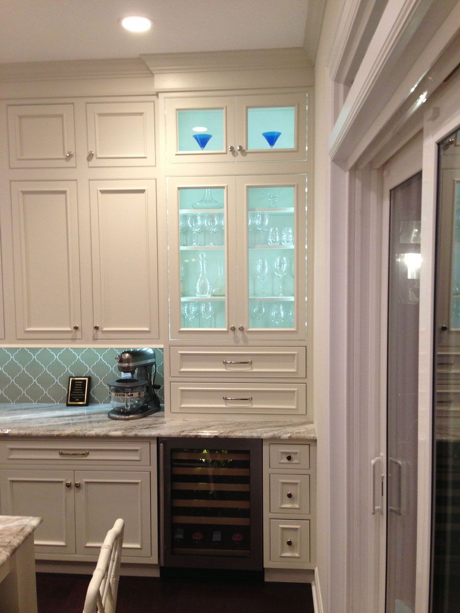 Craig Riggs And Melissa Heath Designers At T Squared Kitchens Baths Specified This Kitchen Design With Fieldstone Cabinet Cabinetry Custom Cabinets Cabinet