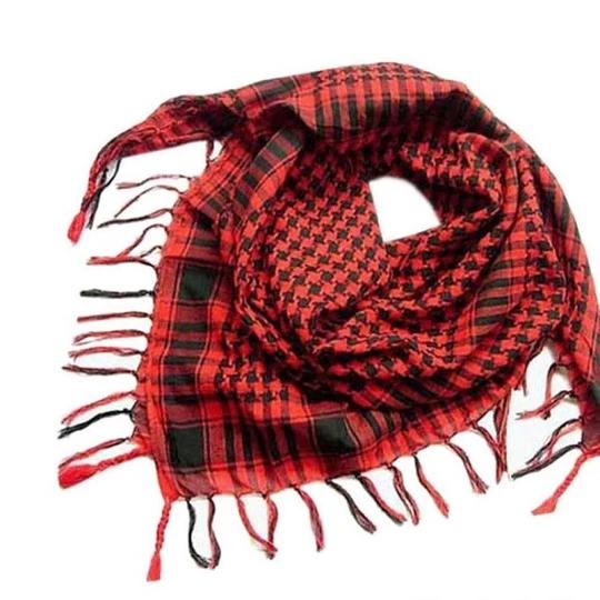 American Flag Fishing Unisex Cotton Like Soft Shawl Wrap Scarf Neck Wear