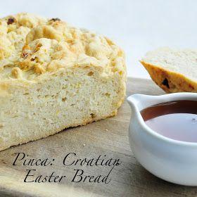 Pinca Croatian Easter Bread Glutenfree Twelveloavesmarch Easter Bread Best Homemade Bread Recipe Food