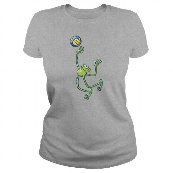 05e9d1dd7 your family and friend: Olympic Volleyball Frog TShirts Mens TShirt Tee  Shirts T-Shirts