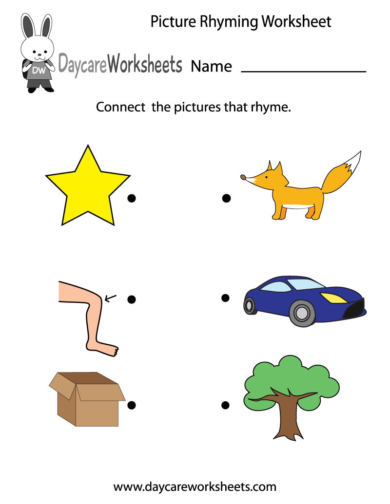 This free printable English worksheet is a great way to show