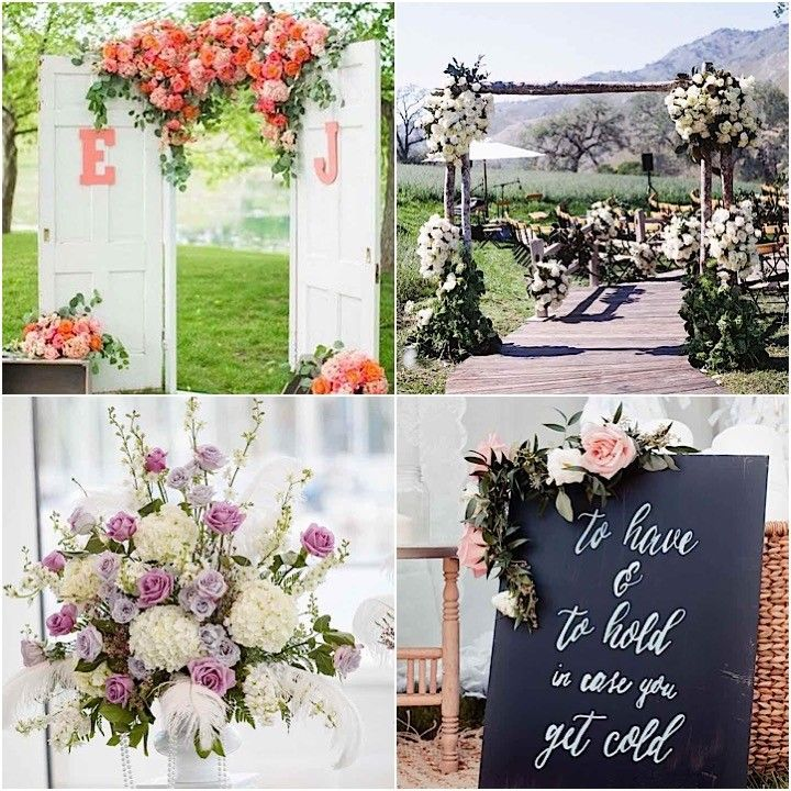 Weve Put Together A Collection Of Many Different Garden Wedding Ceremony Ideas With Splendid Details That Will Have Your Outdoor Looking Exquisite