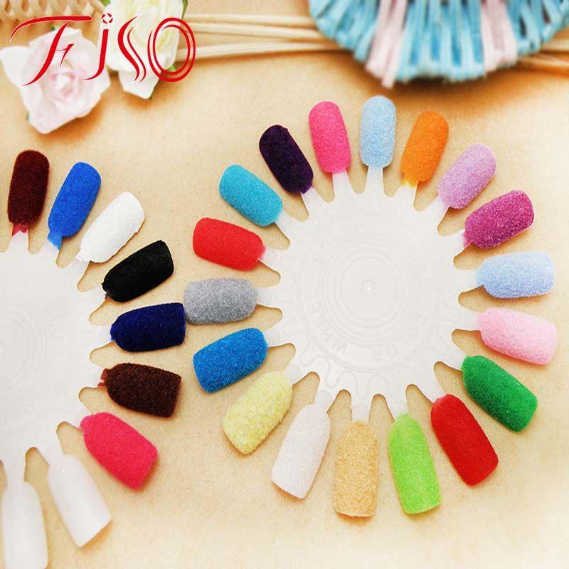 Fashion 23 Colors Nail Tool Makeup Beauty Supplies Pretty Woman Nail ...