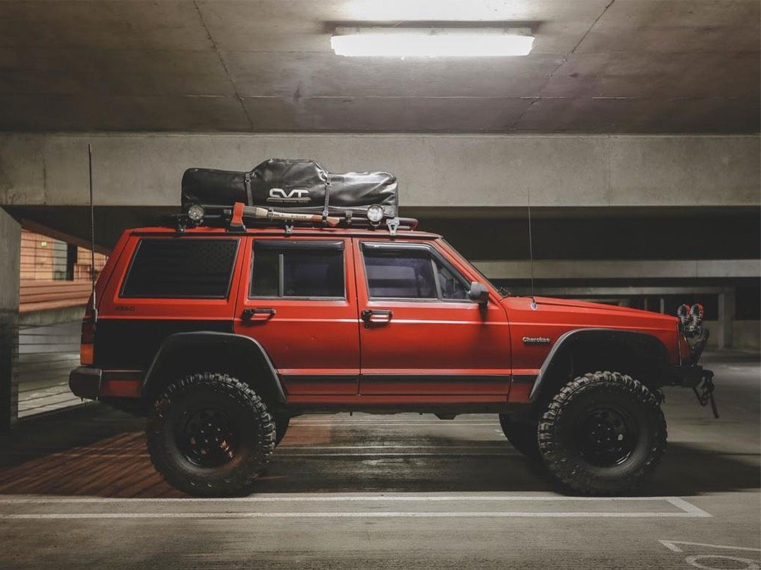 20 Super Clean And Lifted Jeep Cherokee XJs Deluxe