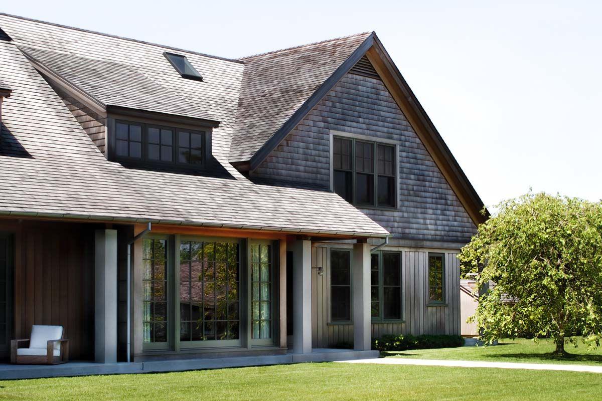 Contemporary Shingle Style House Design