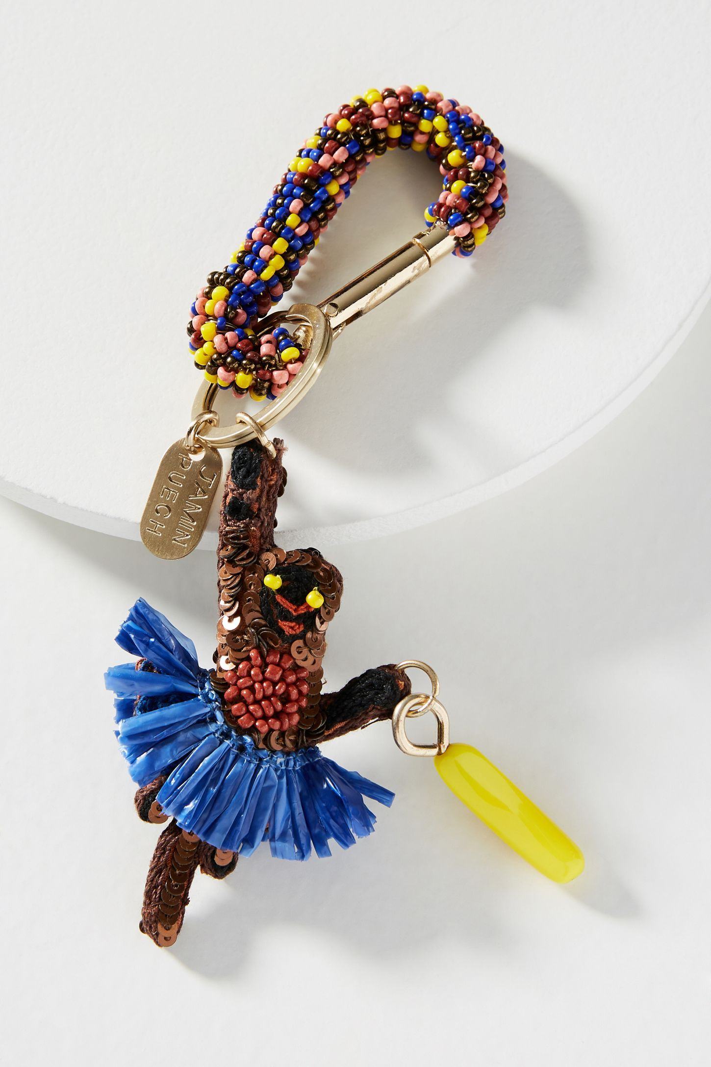 Jamin Puech Zoo Party Keychain