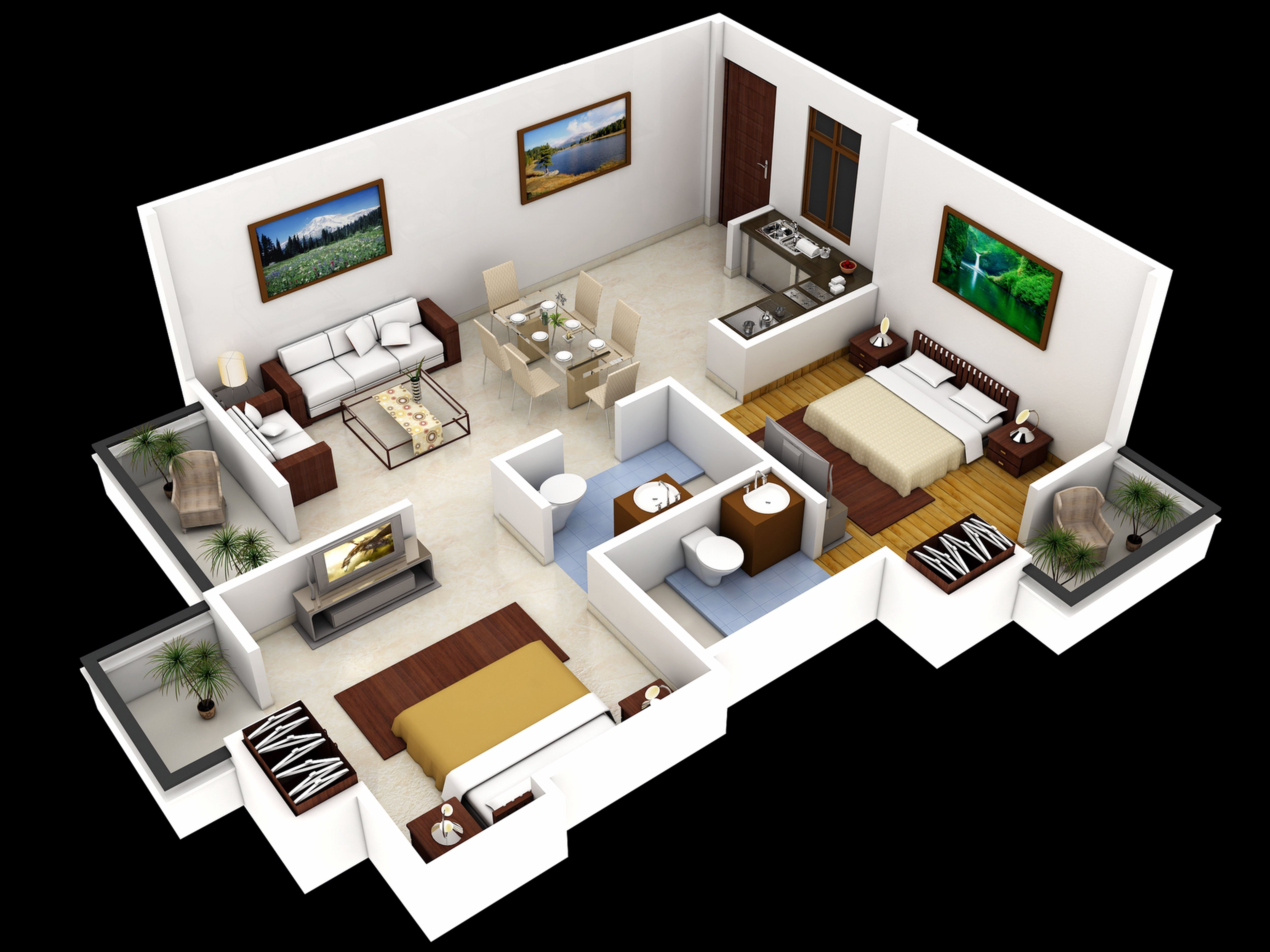 Great Small House Plans Under 1000 Sq Ft