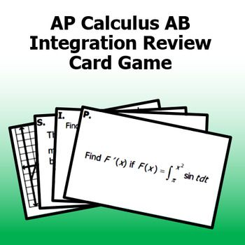 Calculus Integration with Substitution Fun Maze and