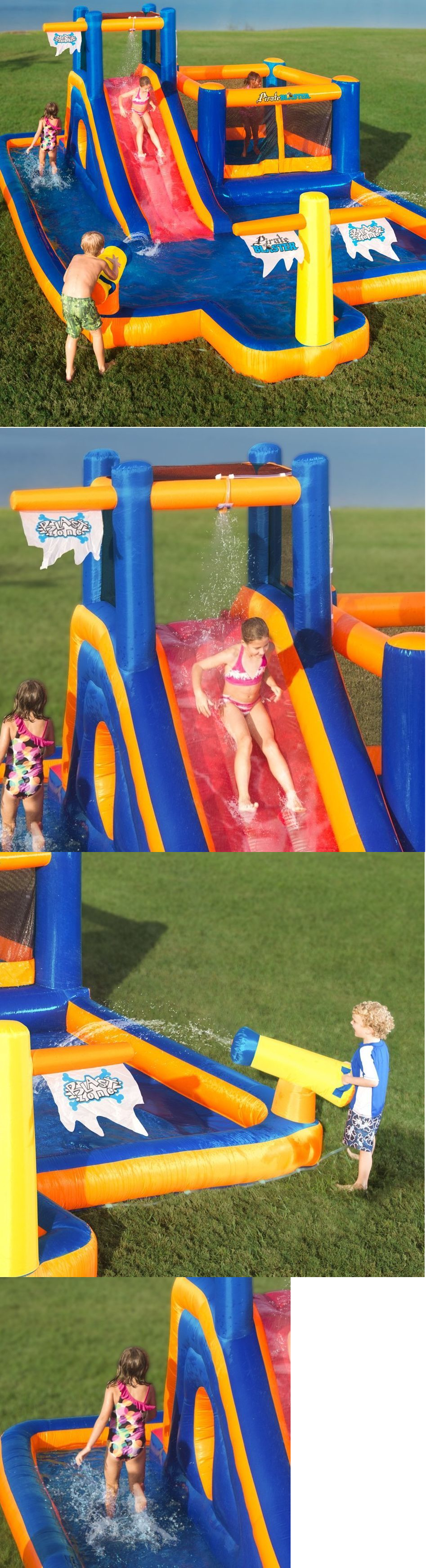 water slides 145992 water park inflatable games water slide