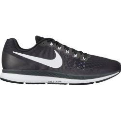 Photo of Nike women's running shoes Air Zoom Pegasus, size 43 in black / white / gray, size 43 in black / white / gray