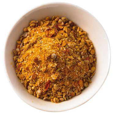 Karibische Currymischung