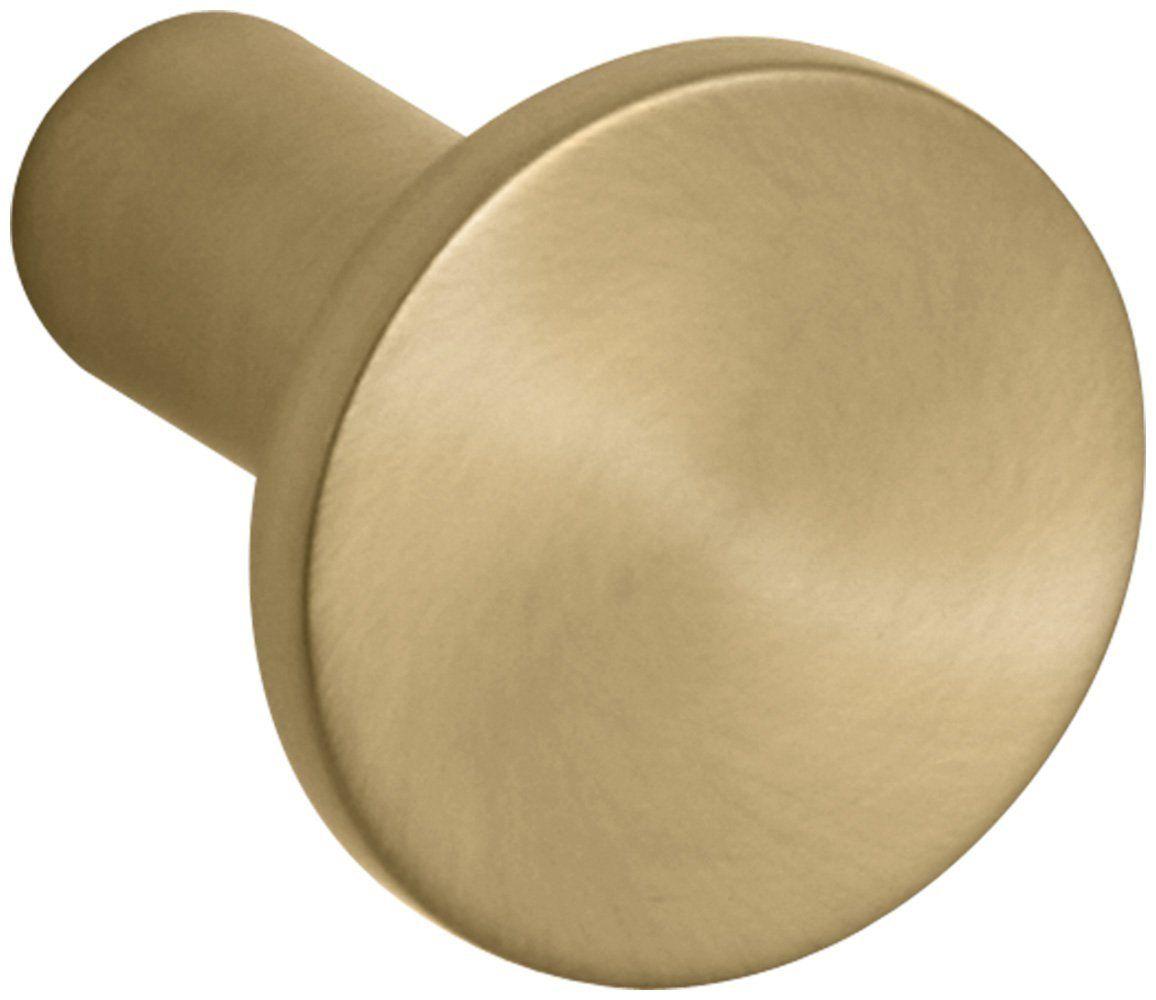 Kohler K 14484 BGD Purist/Stillness Cabinet Knob, Vibrant Moderne Brushed  Gold