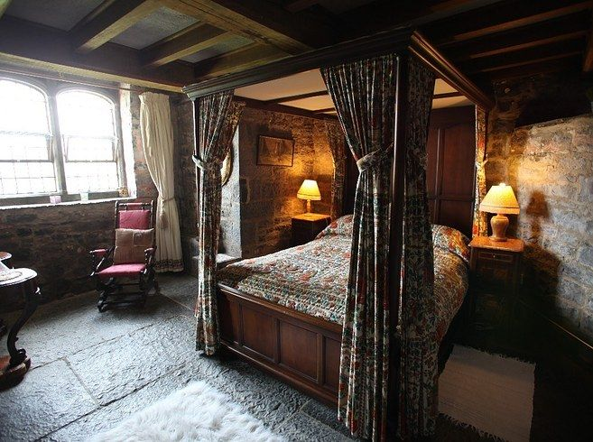 Rooms: 21 Fairytale Castles You Can Actually Stay At