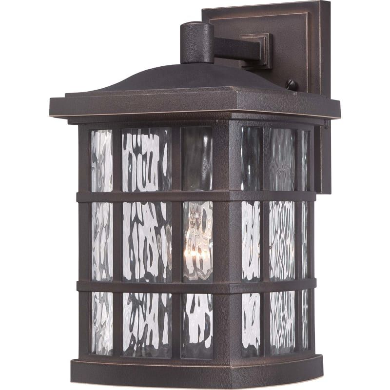 Bellevue Qzws9166 Cambria Single Light 13 Tall Outdoor Wall Sconce With Clear W Palladian Bronze Outdoor Lighting Wall Sconces In 2020 Outdoor Walls Black Outdoor Wall Lights Outdoor Wall Lantern