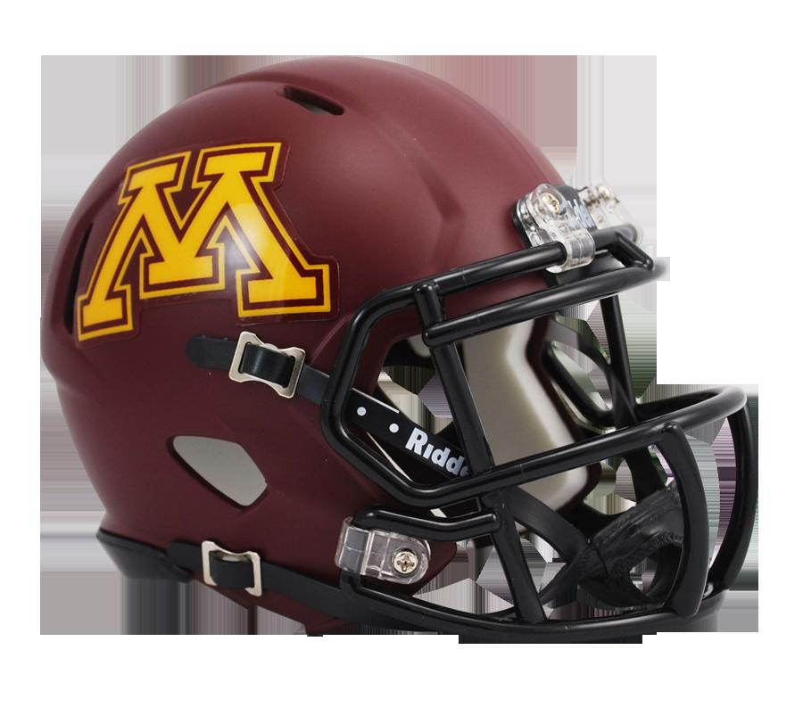 Minnesota Golden Gophers Mini Helmet Football Helmets Mini Football Helmet Mini Footballs