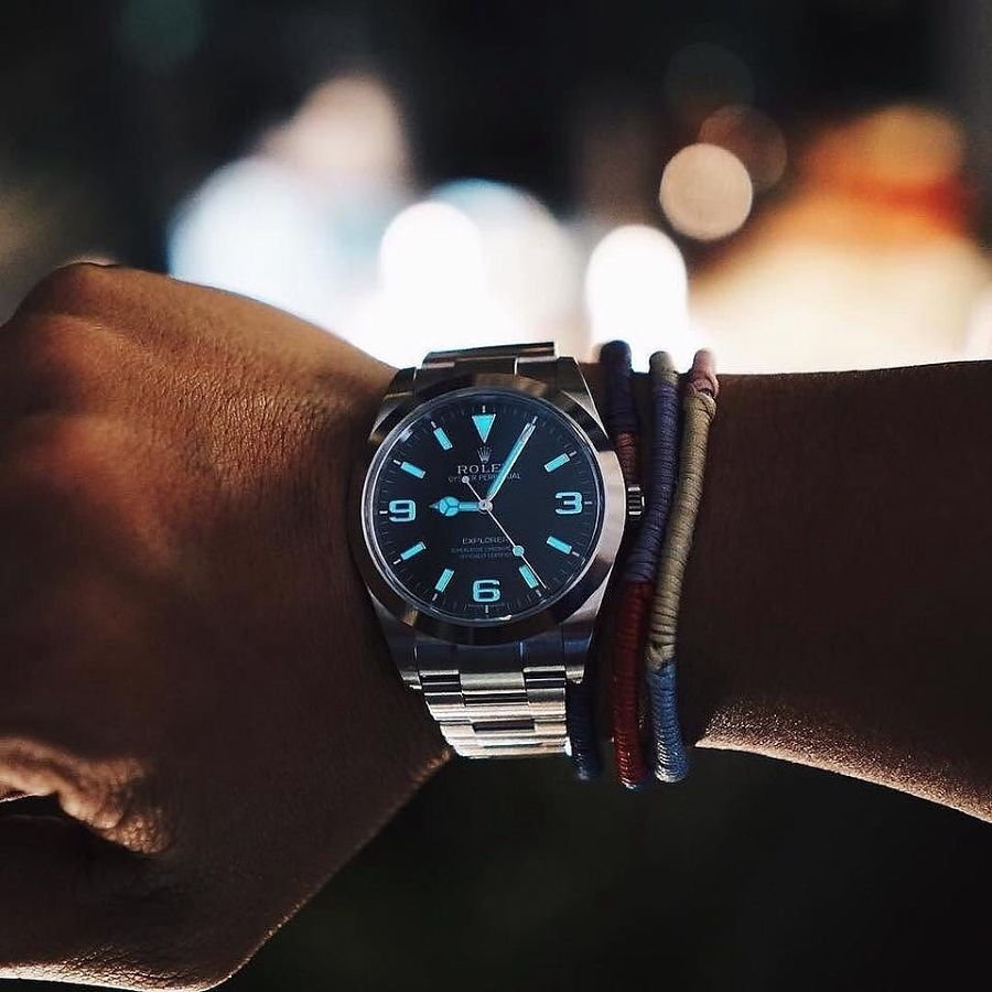 The Rolex that started it all the Explorer I Do you like it or prefer the Submariner or Polar  The Rolex that started it all the Explorer I Do you like it or prefer the Submariner or Polar Explorer II     Like and follow @grand.goods #rolex #explorer #explorer2 #everest #lume #classic #submariner #214270 #luxurywatch #watch #luxurycars #ferrari #porsche #lamborghini #snow Credit @watchwrists @horologyhouse @rolexdiver @rolex #rolexexplorer