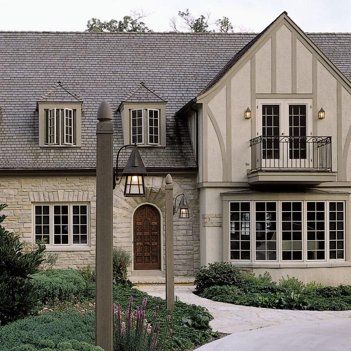 English Tudor Revival