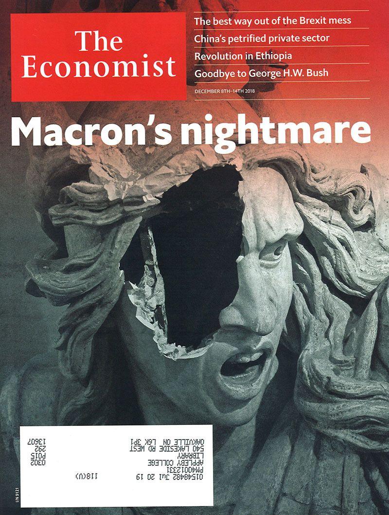 The Economist December 8th - 14th, 2018 | New Magazines