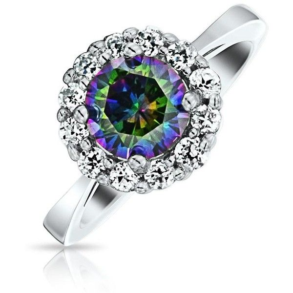Bling Jewelry Lady is a Vamp Ring (21 CAD) ❤ liked on Polyvore featuring jewelry, rings, engagement-rings, multicolor, multi colored engagement rings, fake engagement rings, imitation jewelry, colorful engagement rings and imitation engagement rings