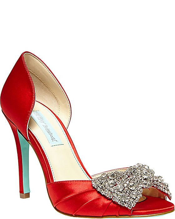 SB-GOWN RED women's evening high dorsey