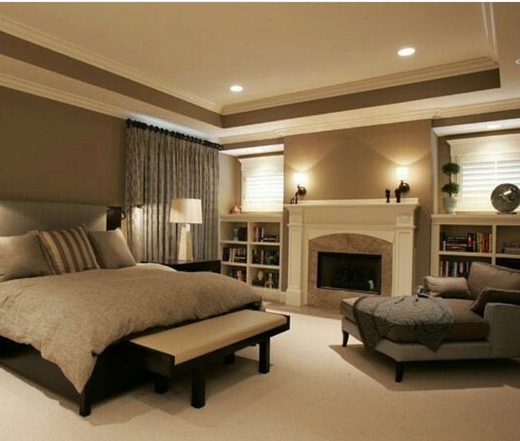 Ideal Master Bedroom all around, great colors! | mi casa ...