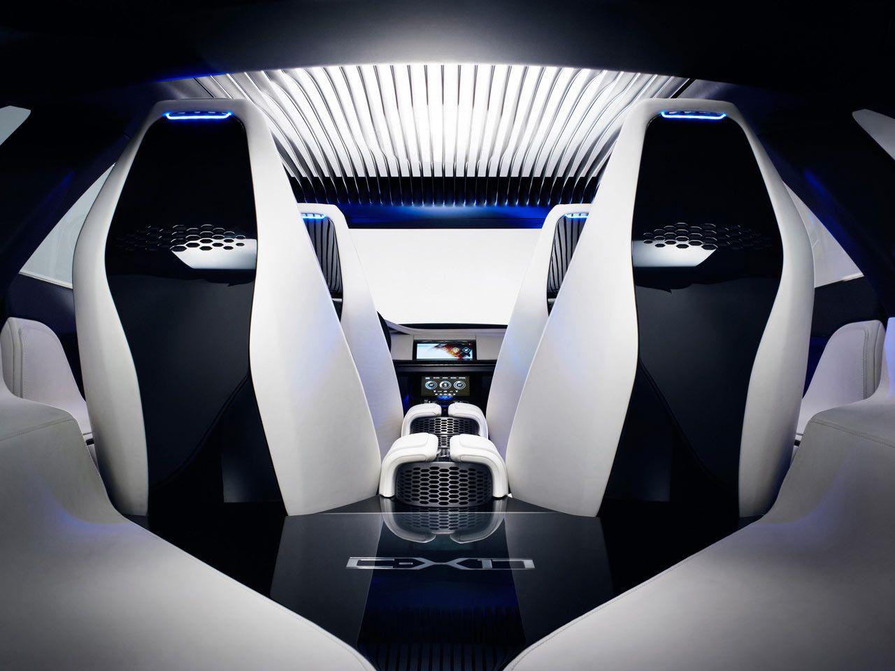 Jaguar C X17 Concept Interior Automotive Interior Pinterest