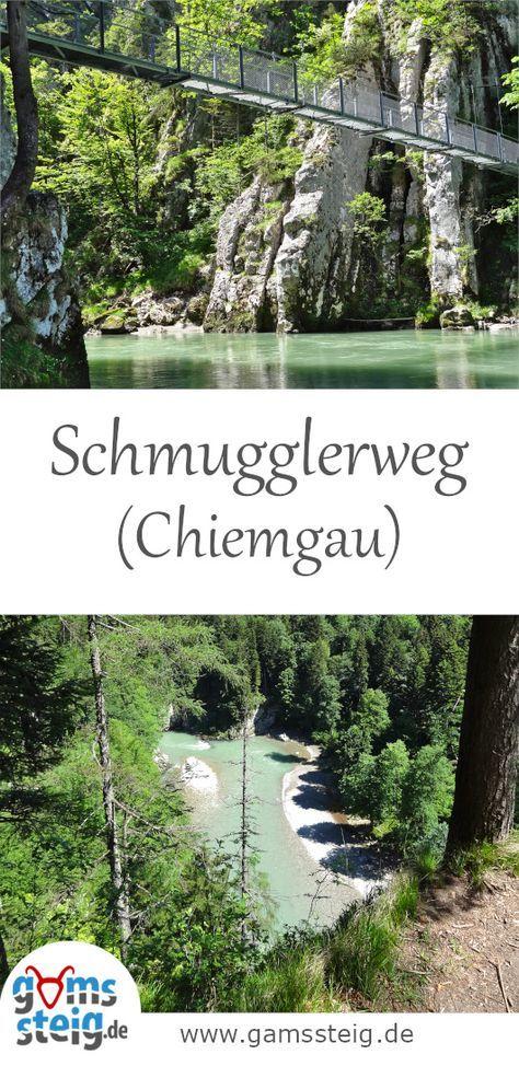 Schmugglerweg zum Klobenstein: Wandern zwischen Kössen und Ettenhausen
